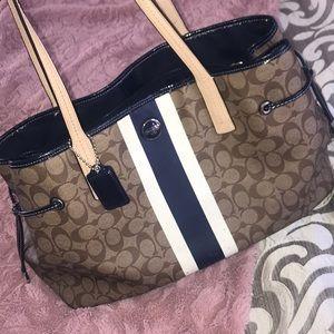 Coach Tote Bag- Size OS
